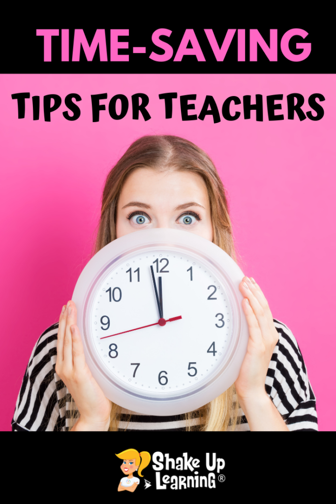 10 Time-Saving Tips and Tools for Teachers