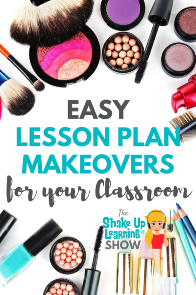 Easy Lesson Plan Makeovers for Your Classroom - SULS004