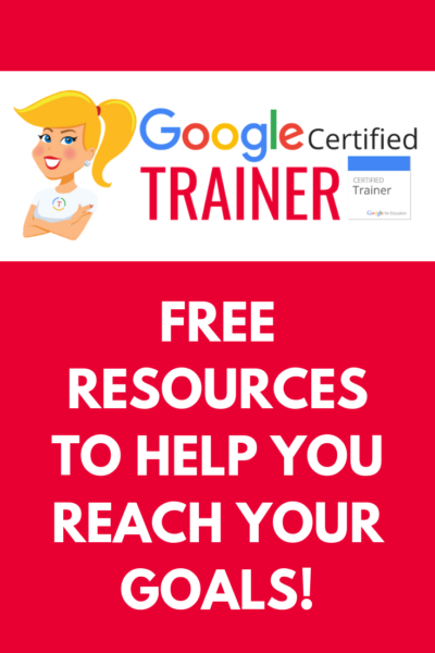 Google Certified Trainer Resources
