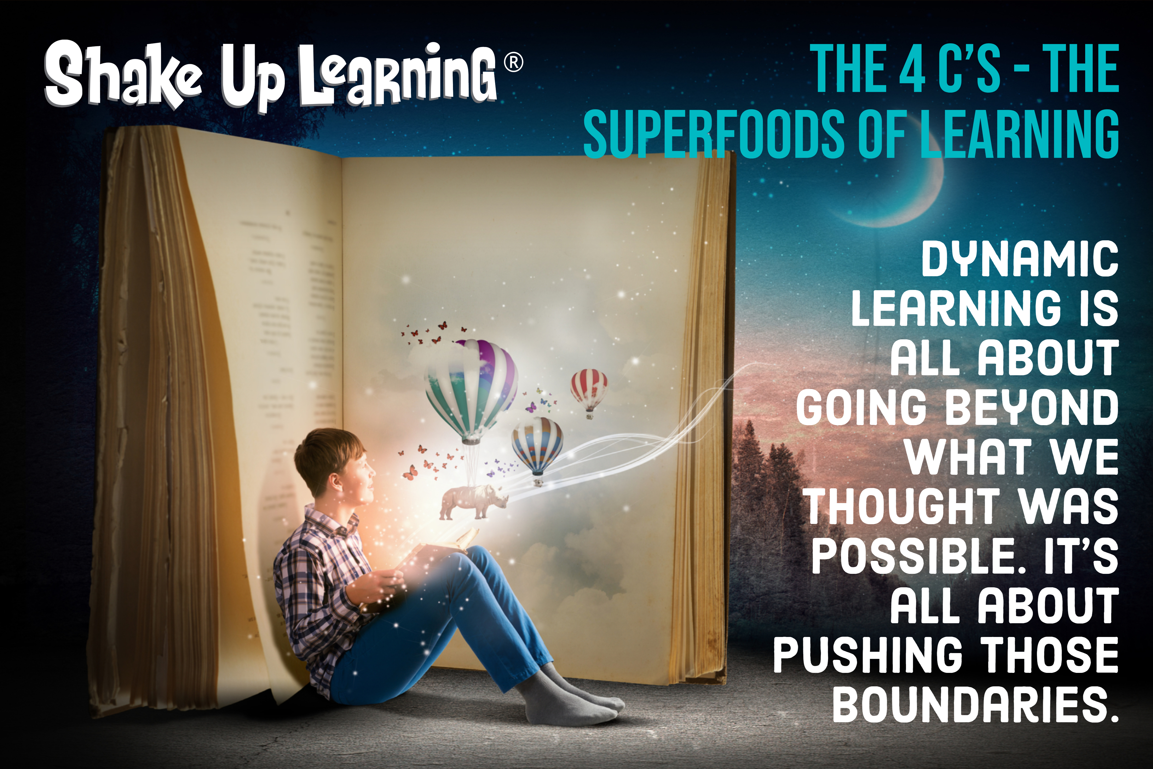 The 4 C's: The Superfoods of Learning - SULS002