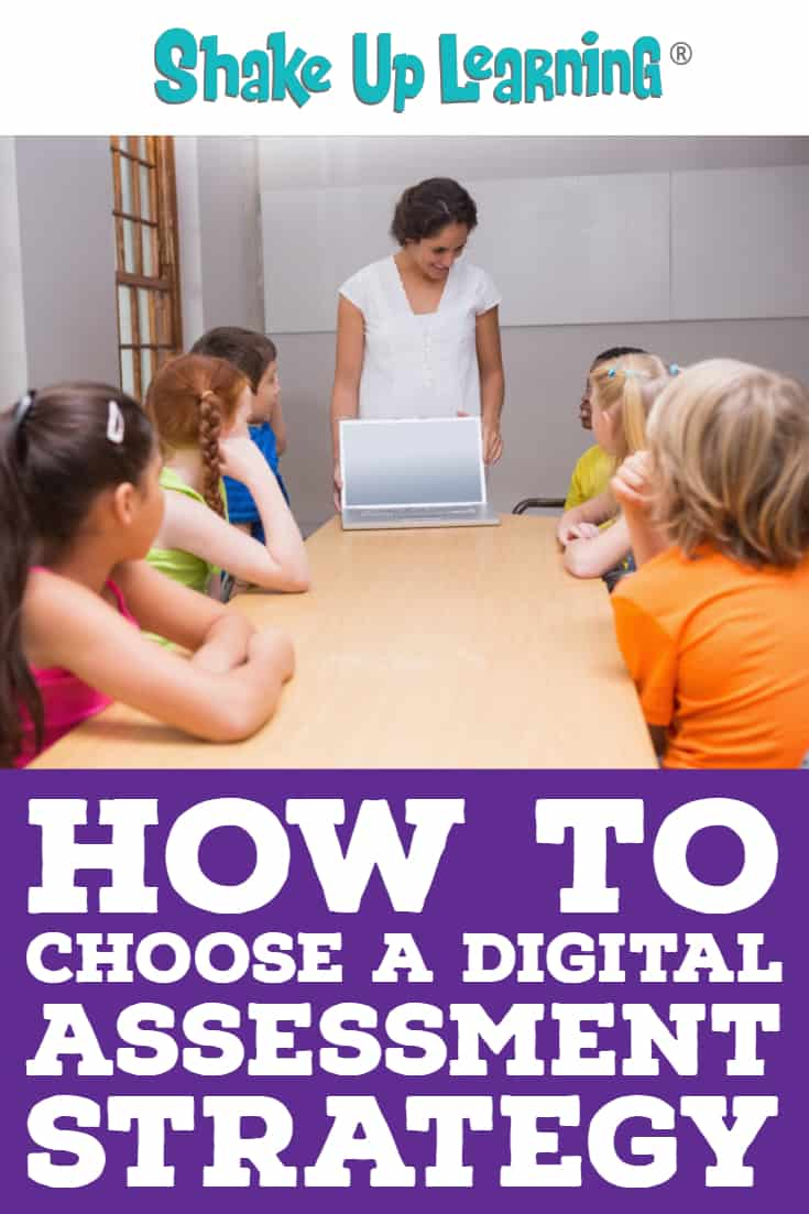How to Choose a Digital Assessment Strategy