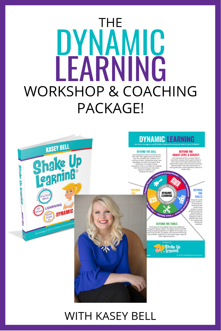 The Dynamic Learning Workshop and Coaching Package