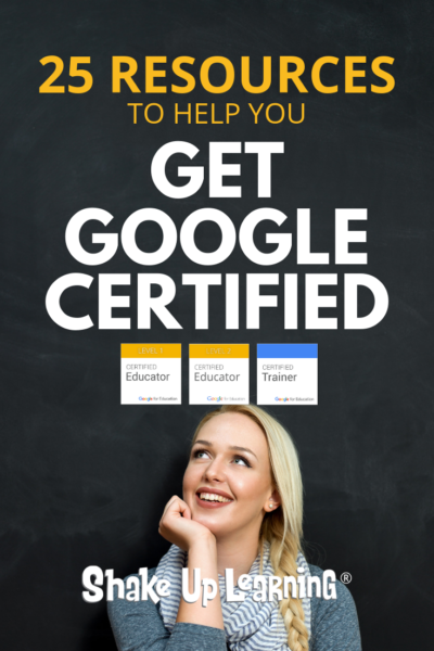 25 Resources to Help You Get Google Certified