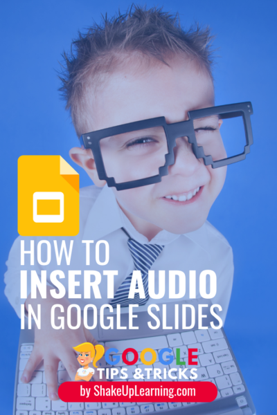 How to Insert Audio in Google Slides (Step-by-Step)
