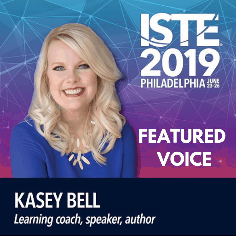 I'm Shaking Things Up at ISTE 2019!