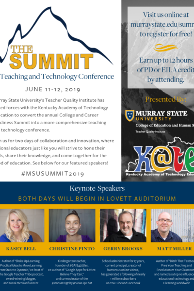Murray State Summit