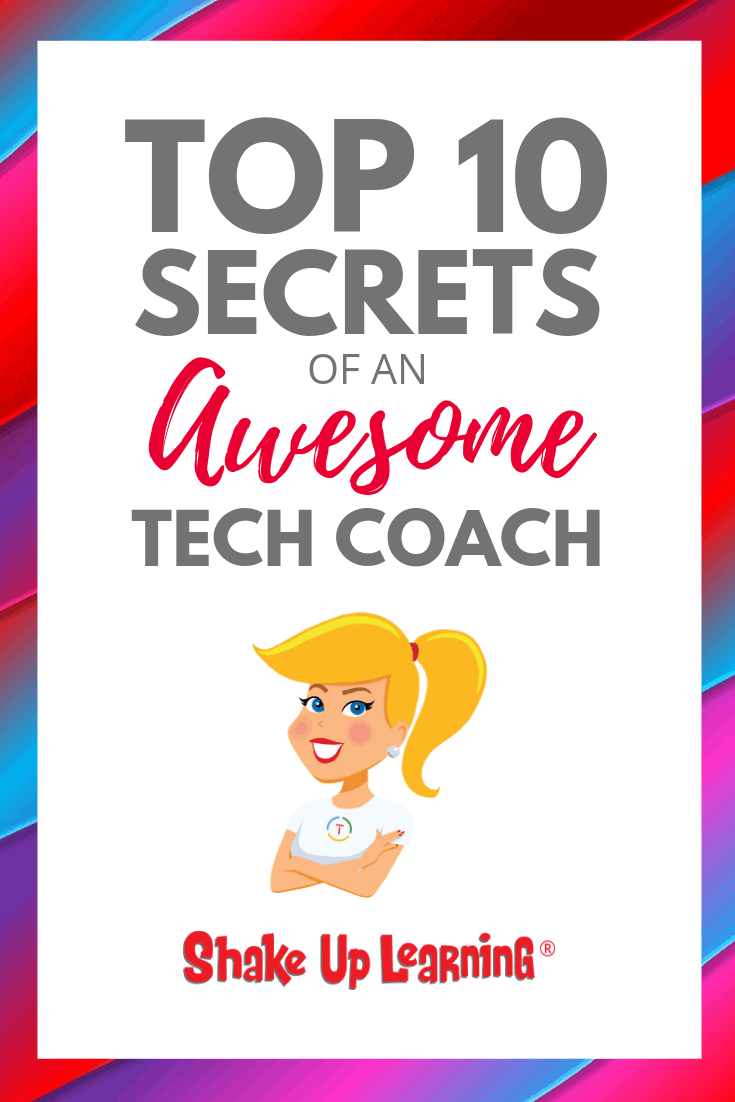 Top 10 Secrets of an Awesome Tech Coach