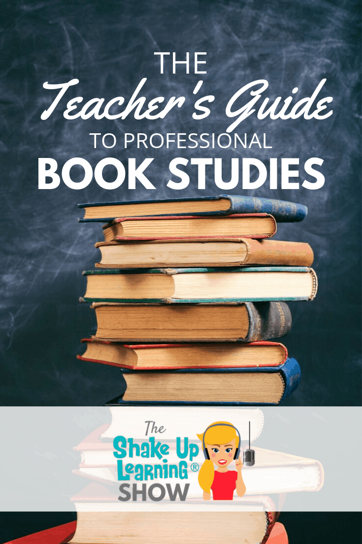 The Teacher's Guide to Professional Book Studies - SULS031