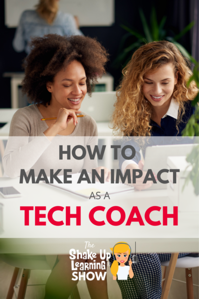 How to Make an Impact as a Tech Coach