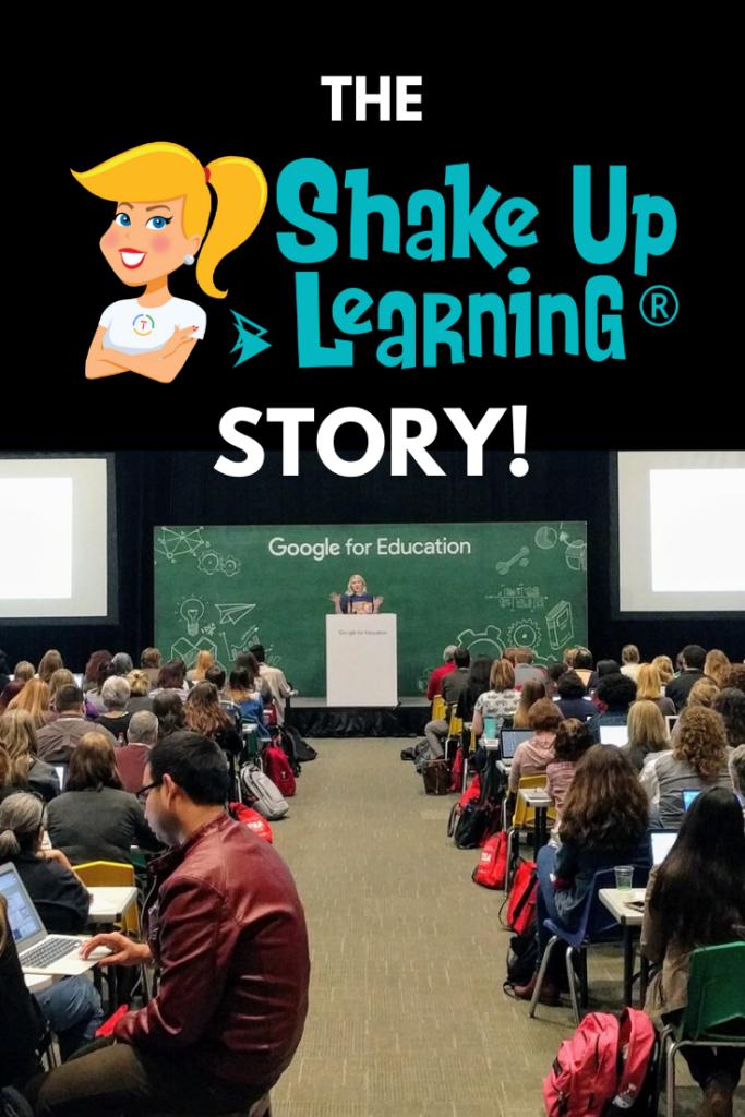 The Shake Up Learning Story