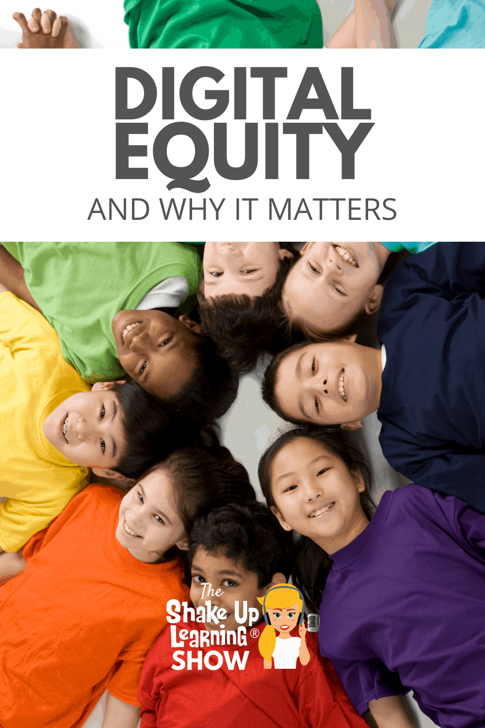 Digital Equity and Why It Matters [interview with Ken Shelton] - SULS051