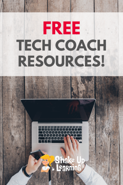 FREE Tech Coach Resources