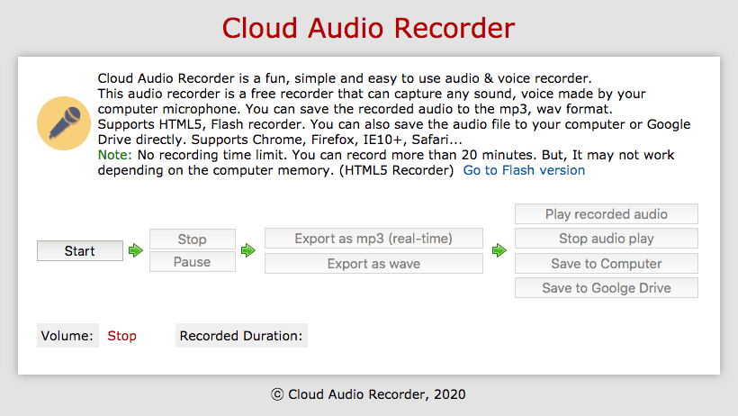 13 Tools to Record Audio on Chromebooks and Other Devices