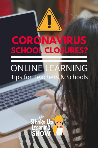 Coronavirus Closures? Online Learning Tips for Teachers and Schools [interview with an American Teacher in China]