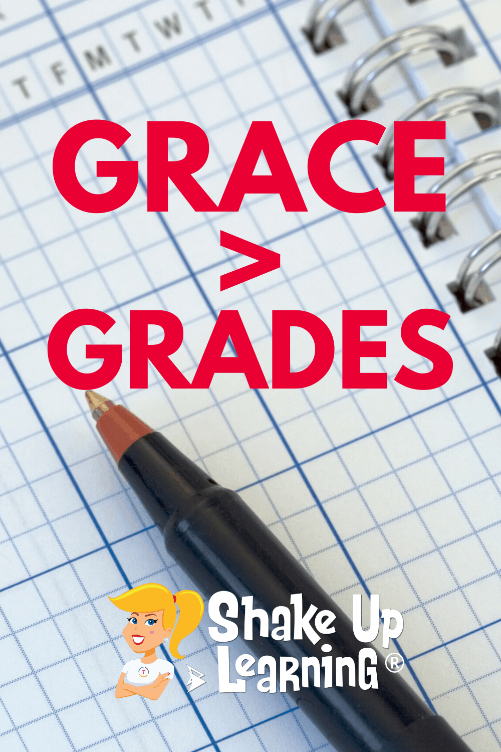 Grace is Greater Than Grades