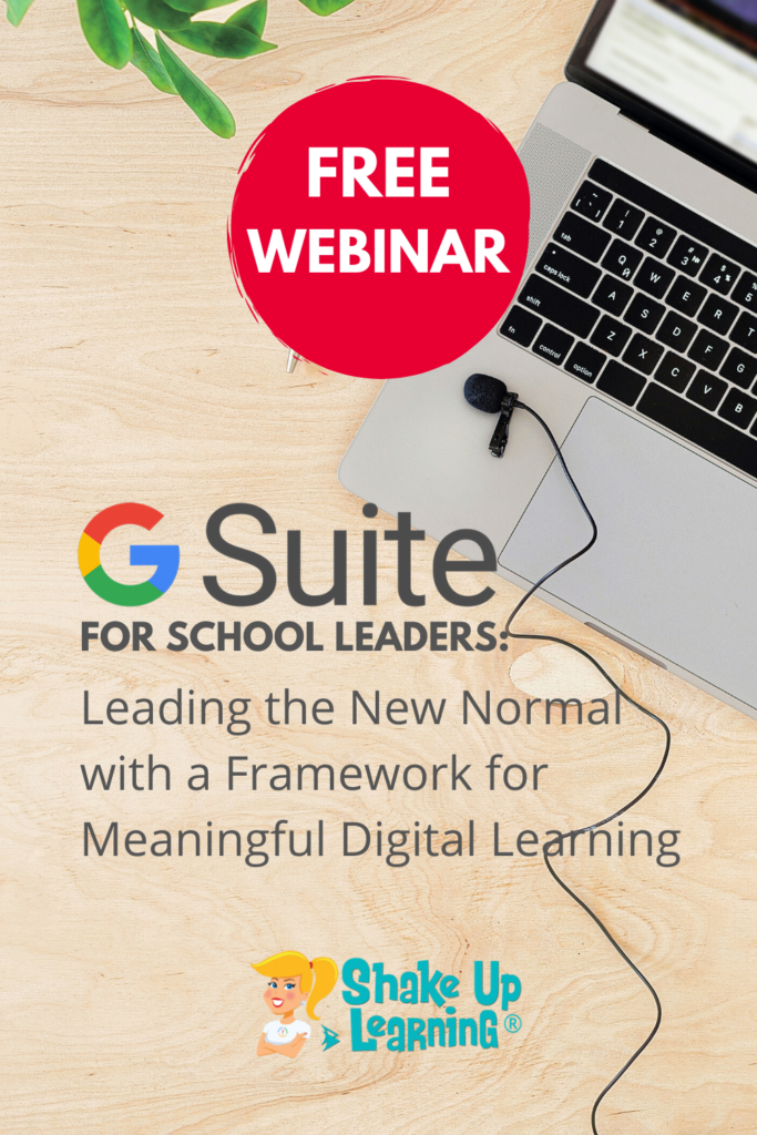 G Suite for School Leaders_ Leading the New Normal with a Framework for Meaningful Digital Learning