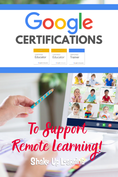 10 Ways Google Certification Can Support Remote Learning