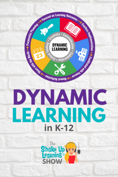 Dynamic Learning in K-12