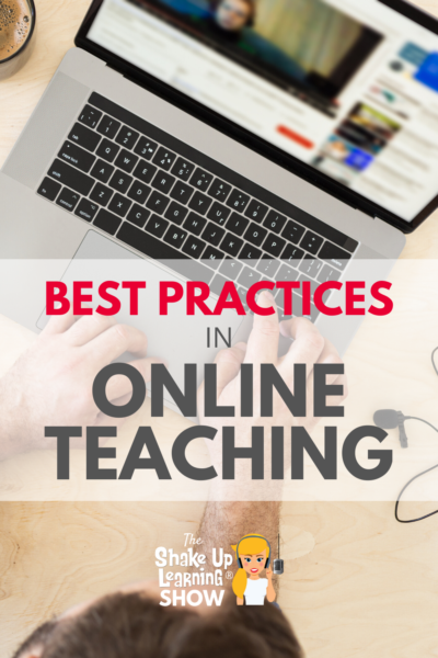 Online Teaching Best Practices, Tips, and Tools - SULS065
