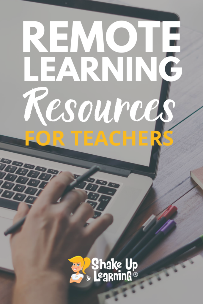 Free Remote Learning Resources For Teachers