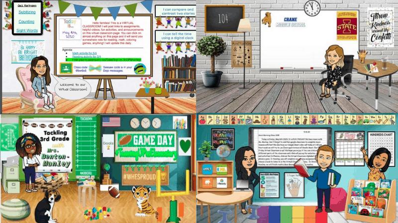 8 Easy and Fun Back-to-School Online Activities - SULS076