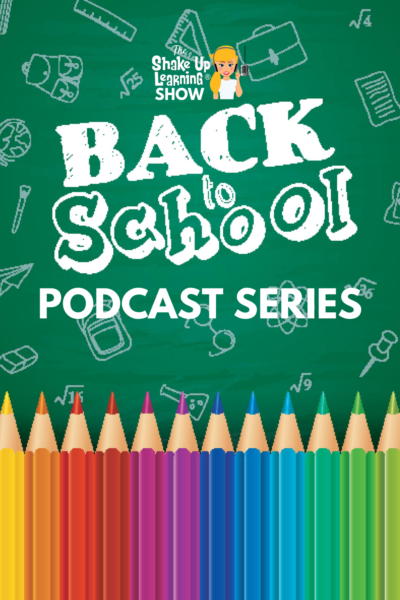 Back to School Podcast Series