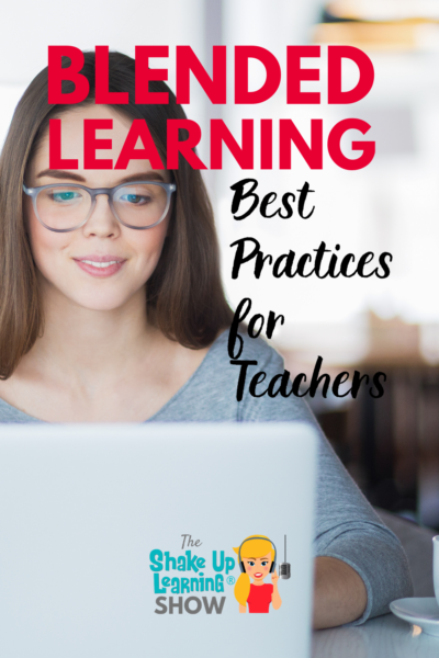 Blended Learning Best Practices (with Catlin Tucker) - SULS085