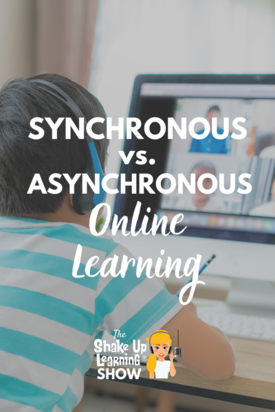 Synchronous vs. Asynchronous Online Learning