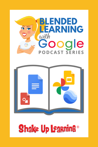 Blended Learning with Google (Part 2: Storytelling) - SULS089