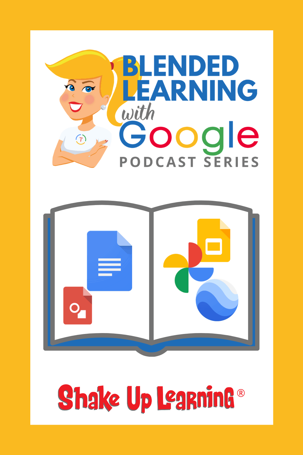 Blended Learning with Google (Part 2: Storytelling) – SULS089