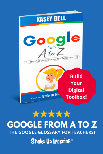 GOOGLE FROM A TO Z