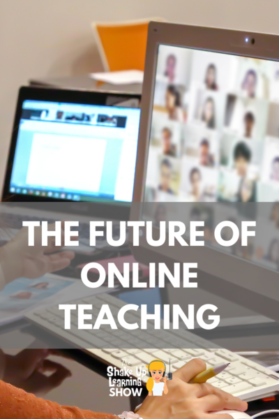The Future of Online Teaching in a Post-COVID World - SULS093