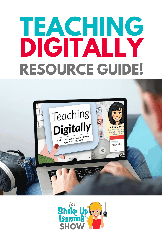 Teaching Digitally Resource Guide