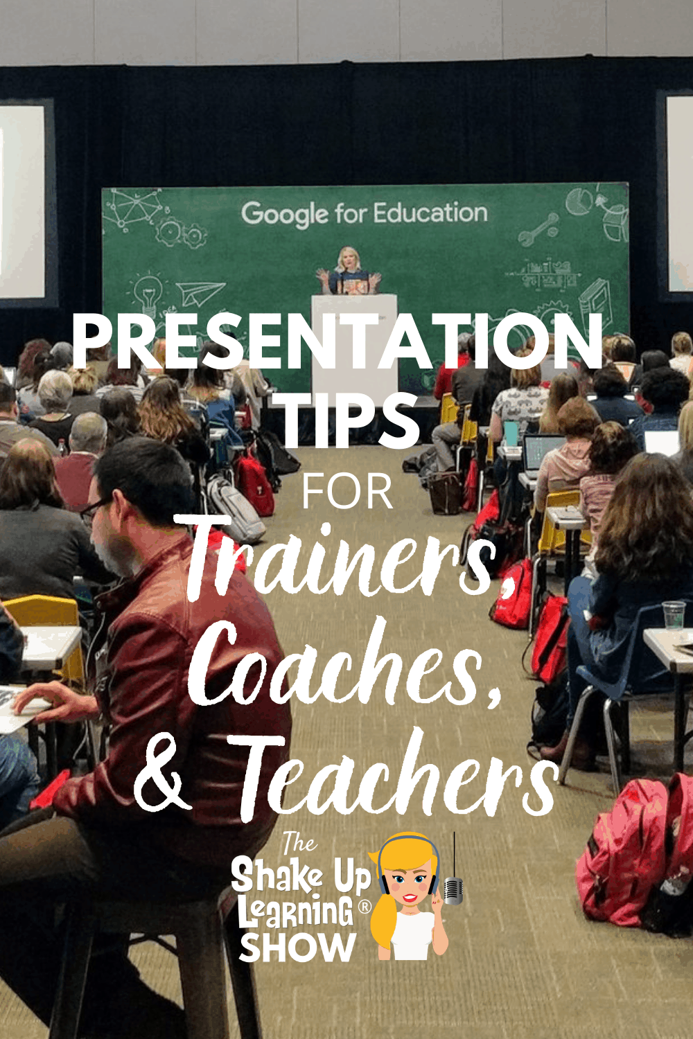 Presentation Tips for Trainers, Coaches, and Teachers - SULS0102