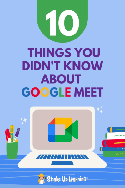 10 Things You Didn't Know About Google Meet - SULS0110
