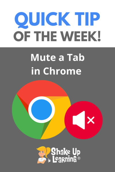 How to Mute a Tab in Google Chrome