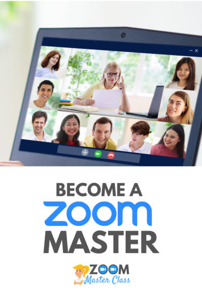 The Zoom Master Class