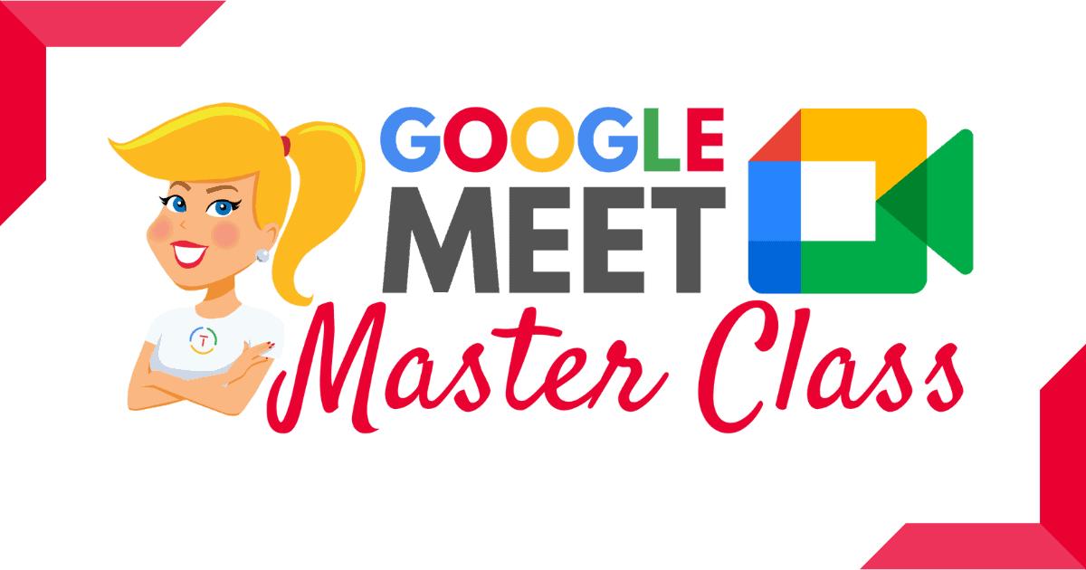 Meet Master Class Course Tw FB
