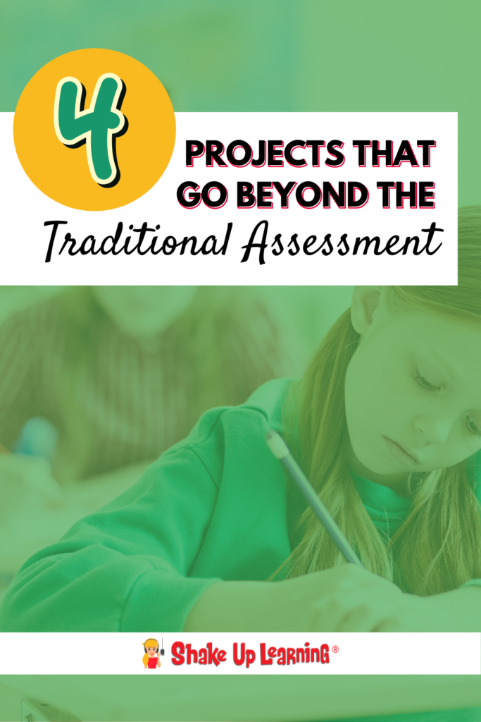 4 Ways that Go Beyond Tradition Assessment