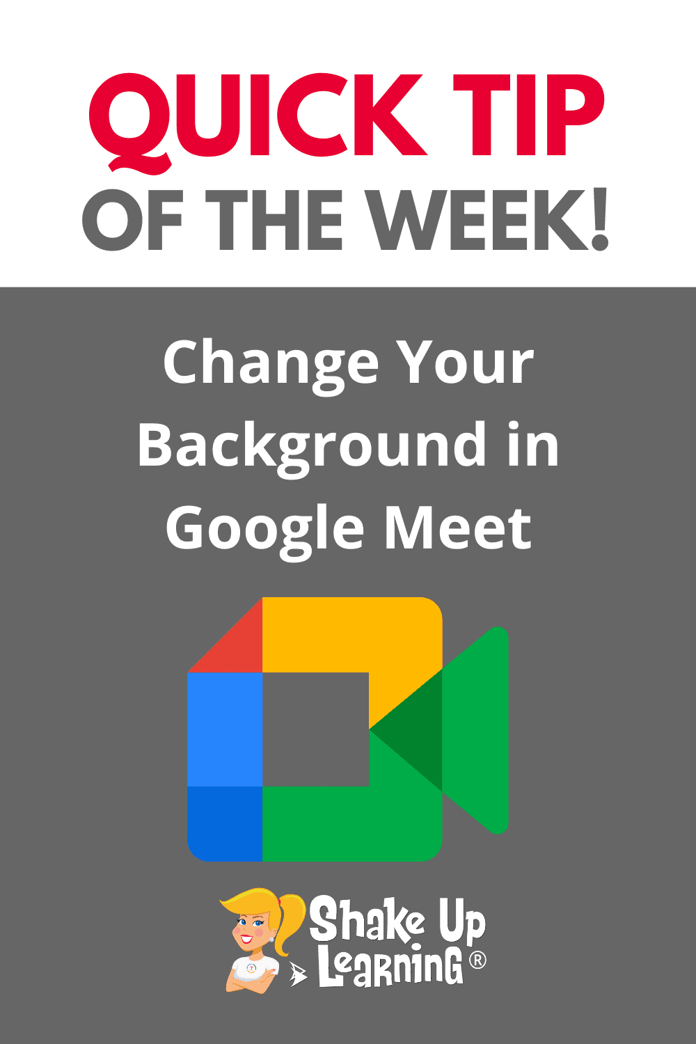 How to Change the Background in Google Meet