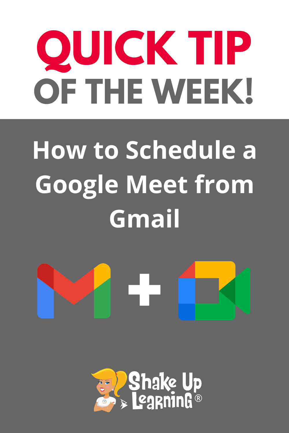 How to Schedule a Google Meet from Gmail