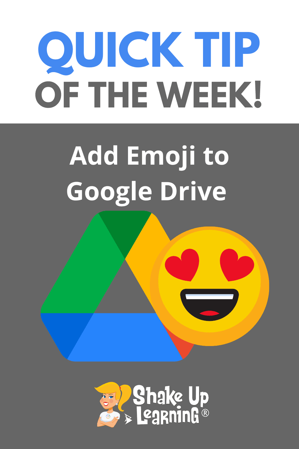 How to Add Emoji to Google Drive Files and Folders