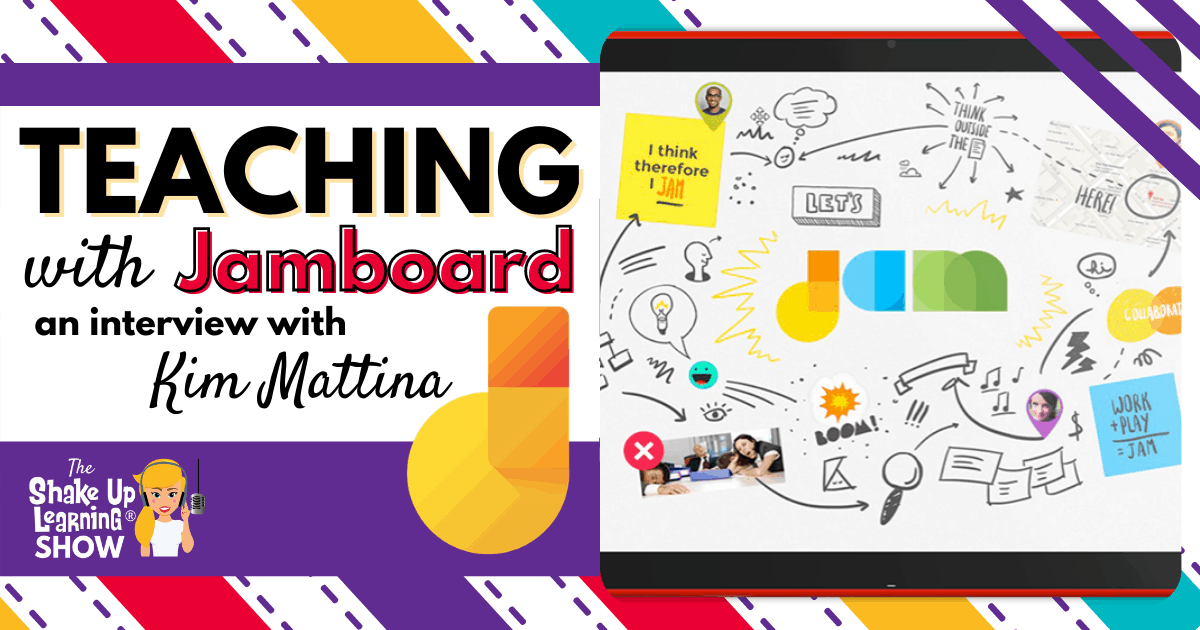 Teaching with Jamboard - SULS0112