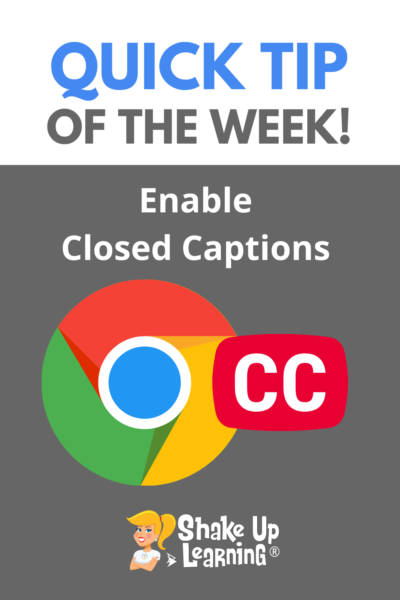 How to Enable Closed Captions for Almost Any Video on the Web!