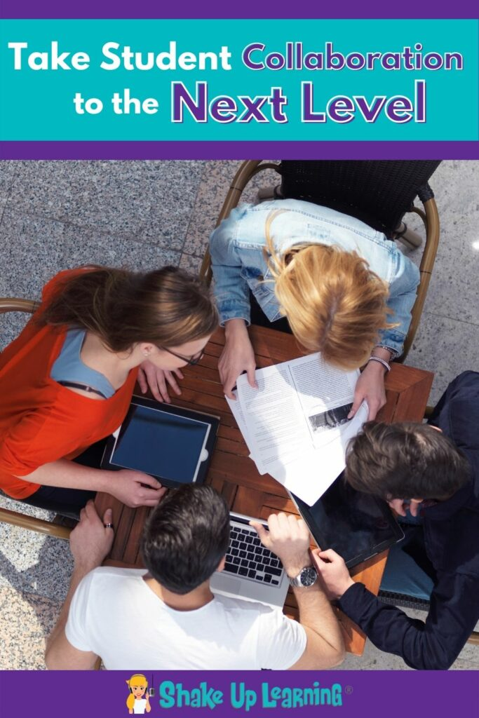 Take Student Collaboration to the Next Level [interview with Vicki Heupel]
