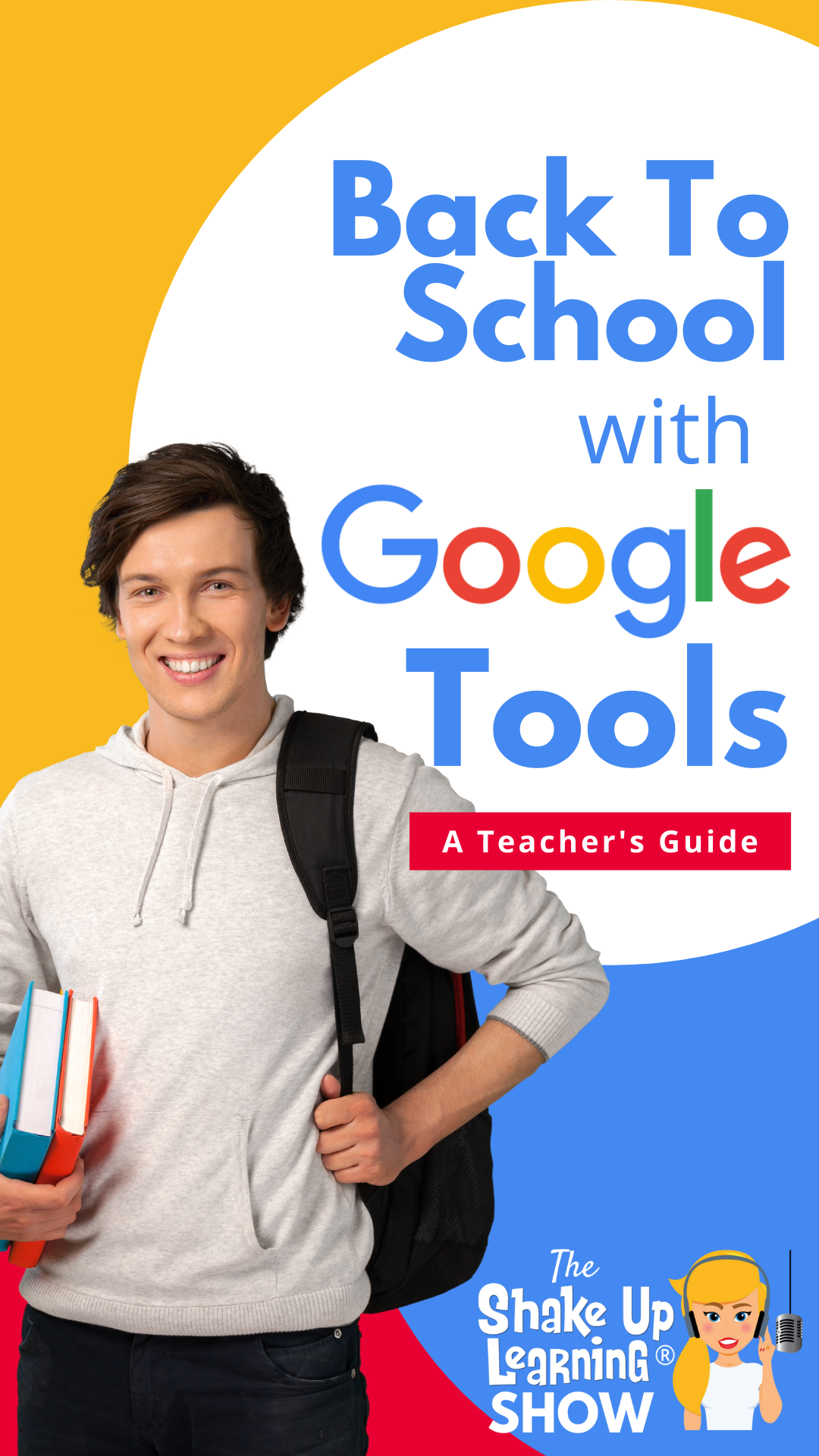 Back to School with Google Tools: A Teacher's Guide – SULS0122